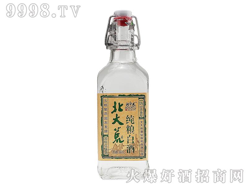 北大荒纯粮白酒浓香型【52度500ml】