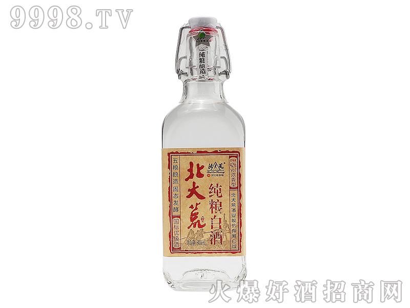 北大荒纯粮白酒浓香型白酒【42度500ml】