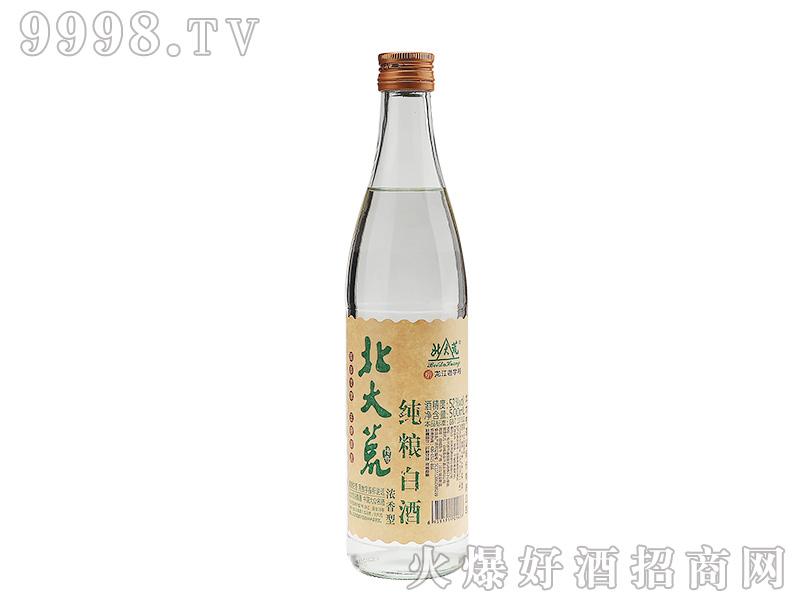 北大荒纯粮白酒浓香型白酒【52度500ml】