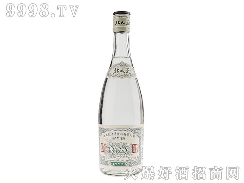 北大荒高粱原浆酒清香型白酒【46度500ml】